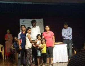The Chess Square got The Best Academy Prize in the Karnataka State Women's Chess Championship